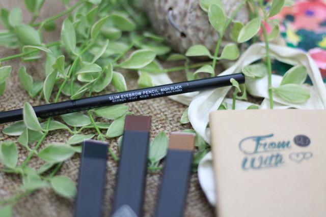 slim eyebrow pencil 3CE Rư