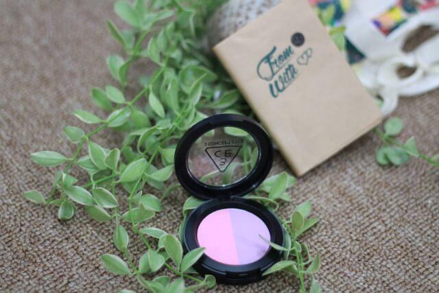 violette blusher