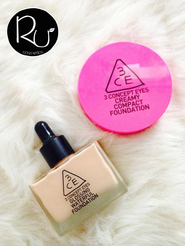 Glossing-Foundation-Creamy-Compact-Foundation-hinh4