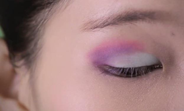 trang điểm mắt