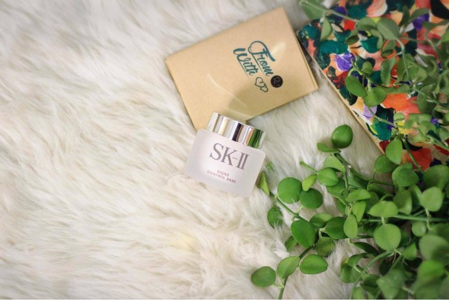 SIGNS CONTROL BASE sk-II