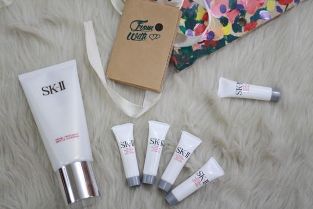 facial treatment gentle cleanser Rư Cosmetics